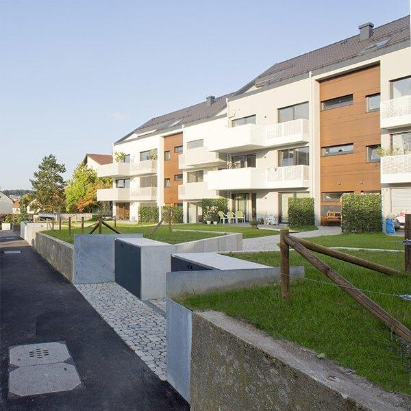 Landschaftsarchitektur Kunder 3 - Verbindungsweg