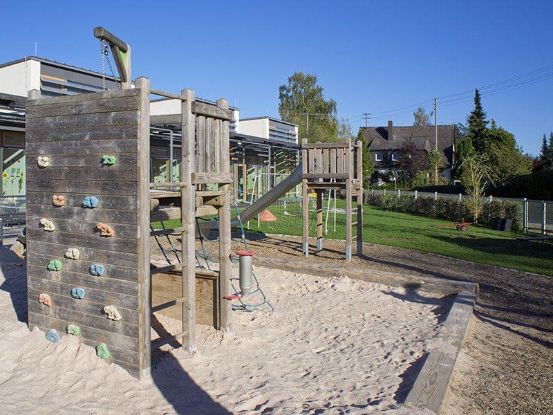 Landschaftsarchitektur Kunder 3 - Kinderspielplatz St. Elisabeth