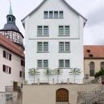 Backnang Landschaftsarchitekt - Blick auf Haus