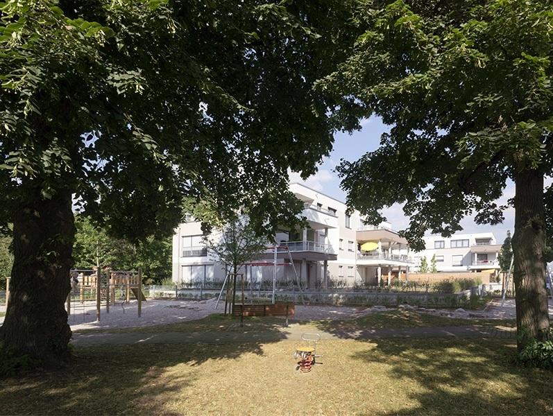 Spielplatz am Lauter Park