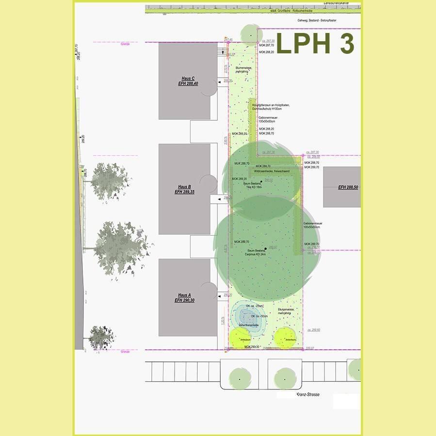 LPH 3 - Entwurfszeichnung